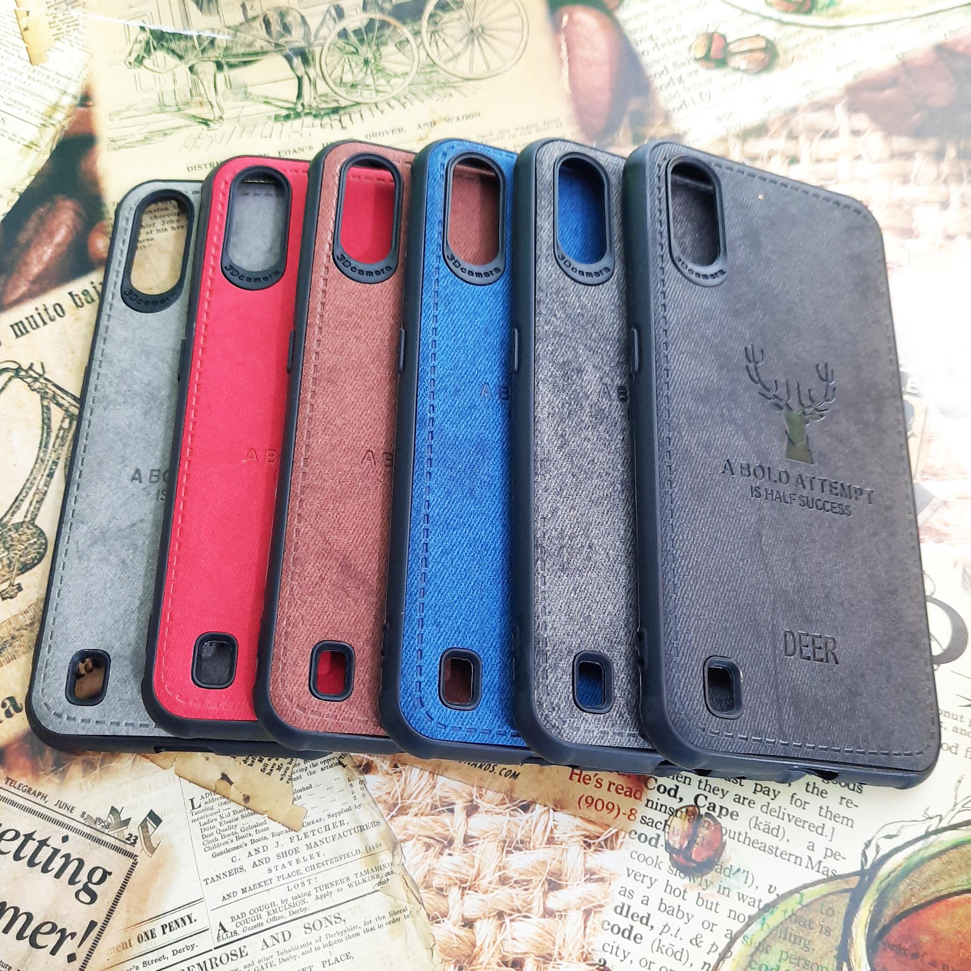 کاور مدل CO503 طرح گوزن مناسب برای گوشی موبایل سامسونگ Galaxy A01 main 1 4