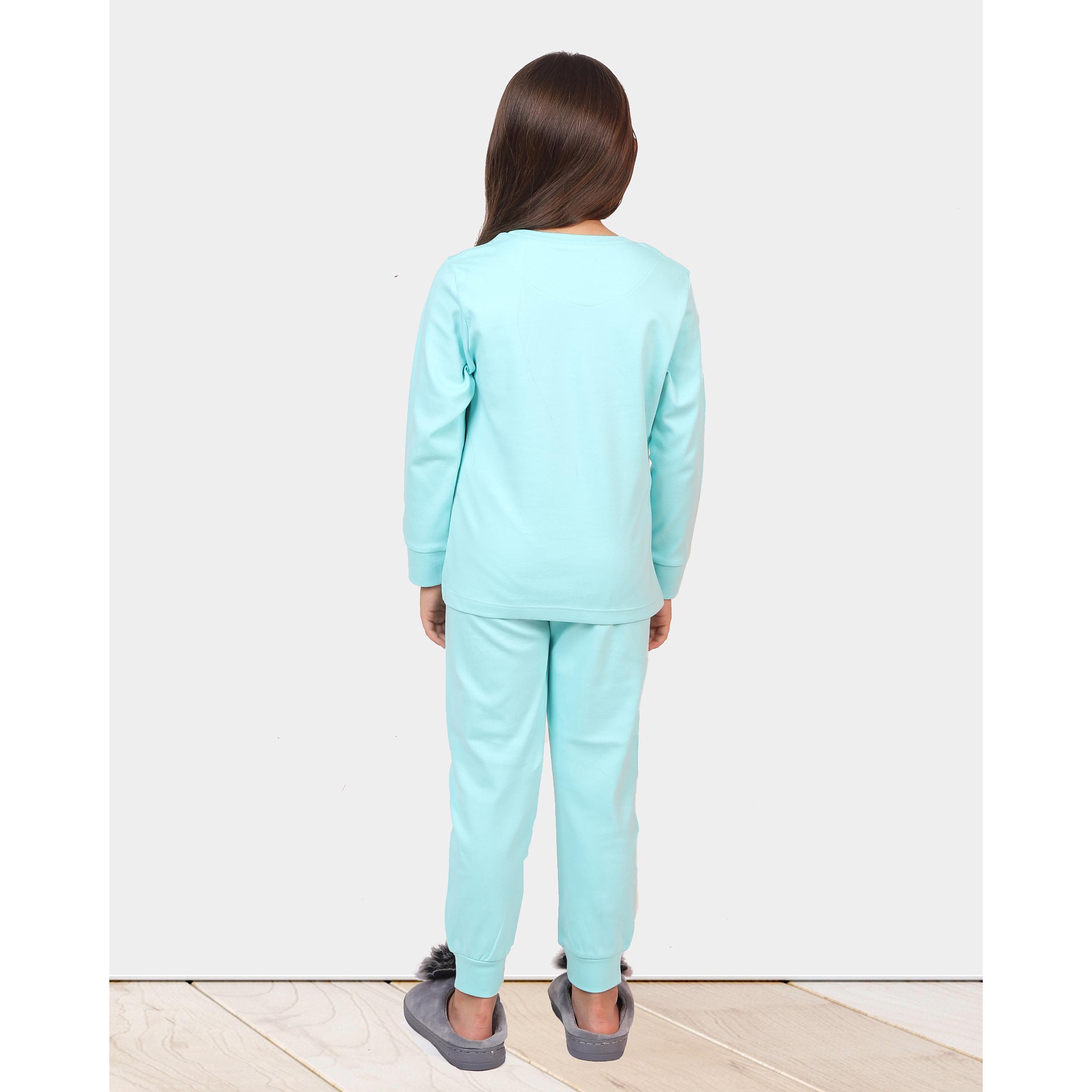 ست تی شرت و شلوار دخترانه مادر مدل 303-54 main 1 12