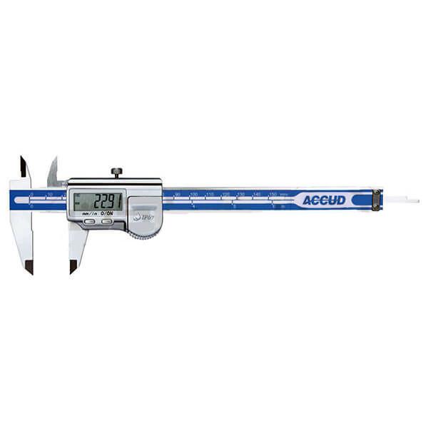 کولیس دیجیتال آکاد مدل 12-006-112 گستره 0-150 میلیمتری