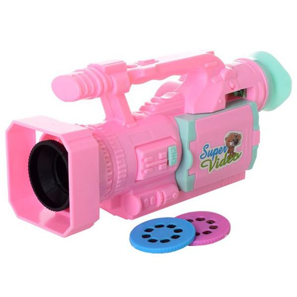 بازی آموزشی دوربین فیلمبرداری مدل Video GUN کد JYD172A-2