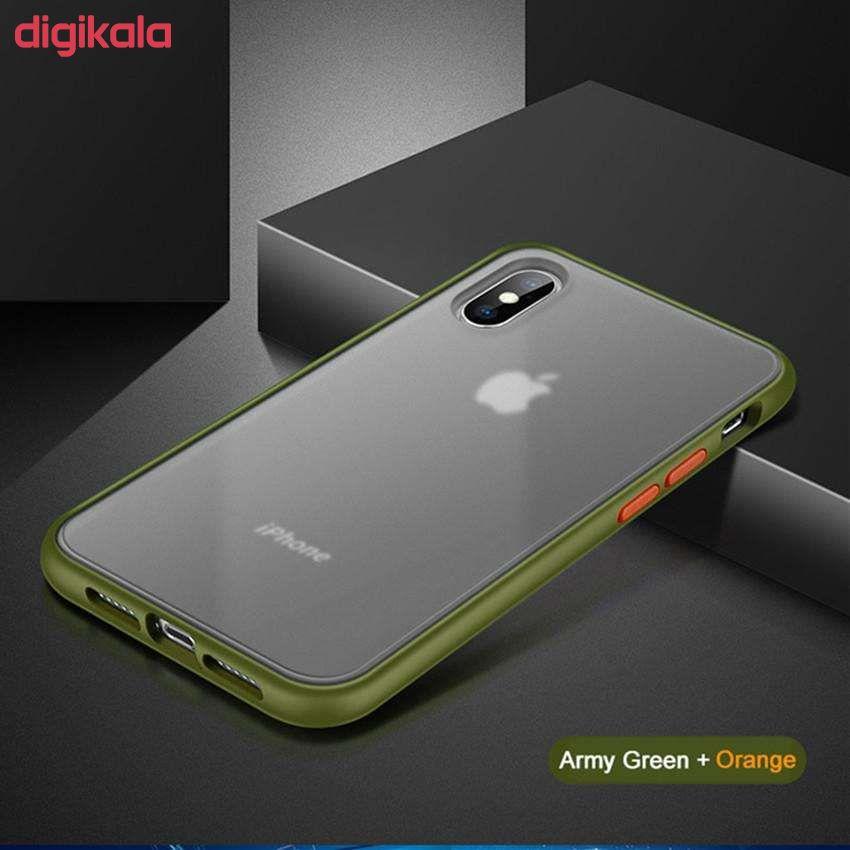 کاور مدل  Lux123 مناسب برای گوشی موبایل اپل Iphone  Xs Max main 1 4