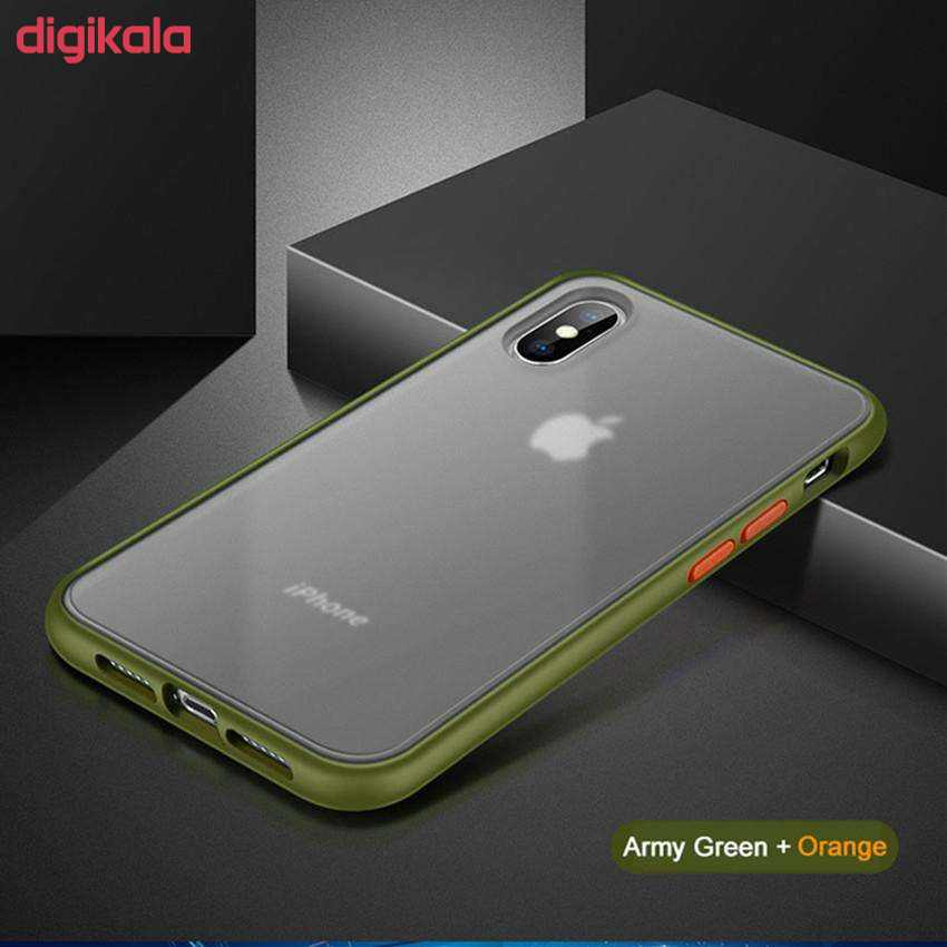 کاور مدل  Lux123 مناسب برای گوشی موبایل اپل Iphone X/XS  main 1 5