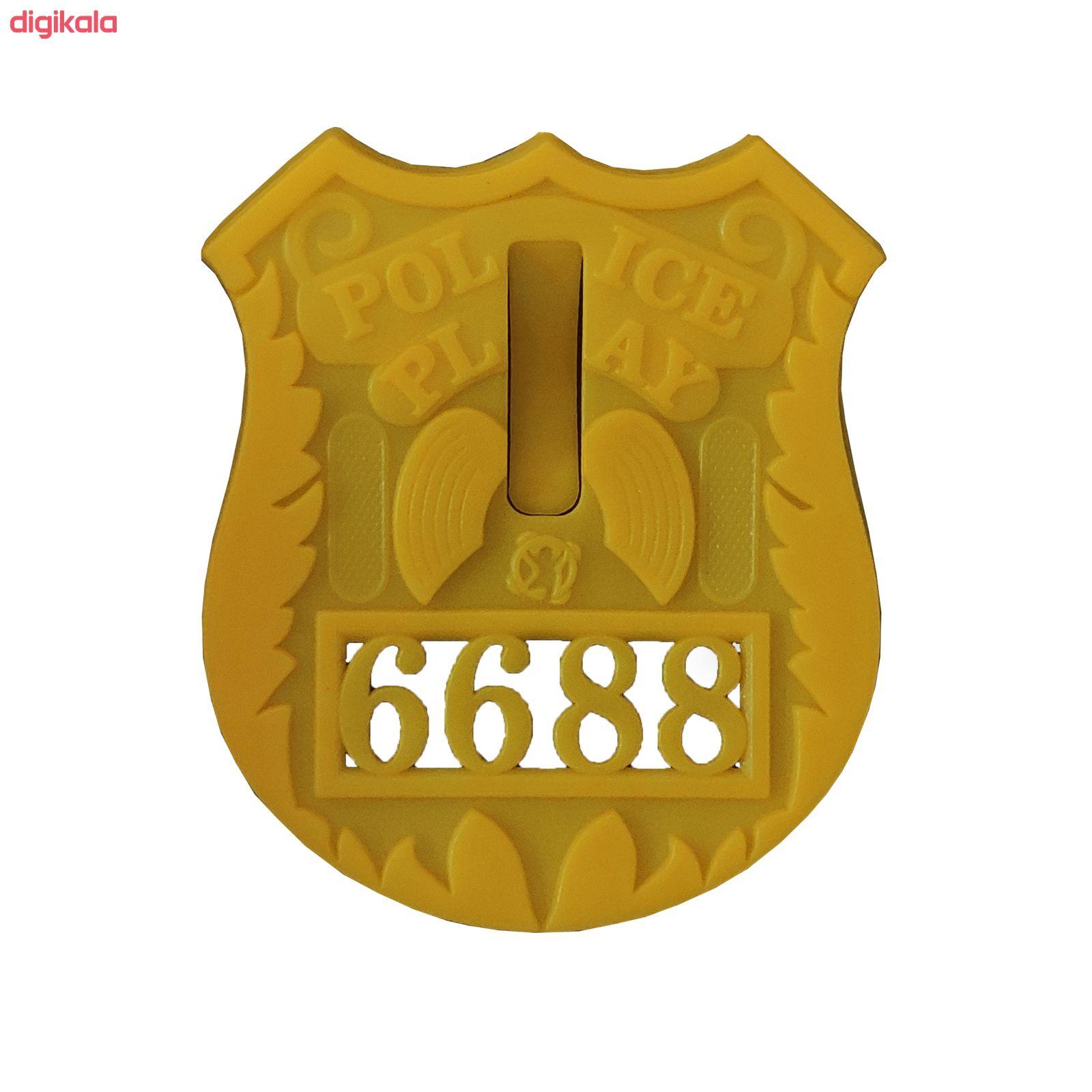 تفنگ بازی مدل کلاشینکف کد 3 مجموعه 6 عددی main 1 1