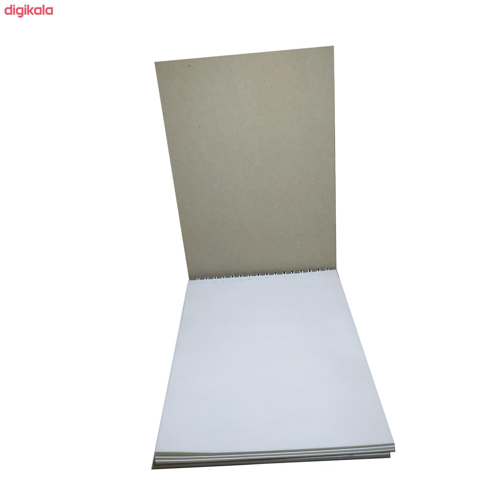 دفتر طراحی مدل H&M کد G 52  main 1 2