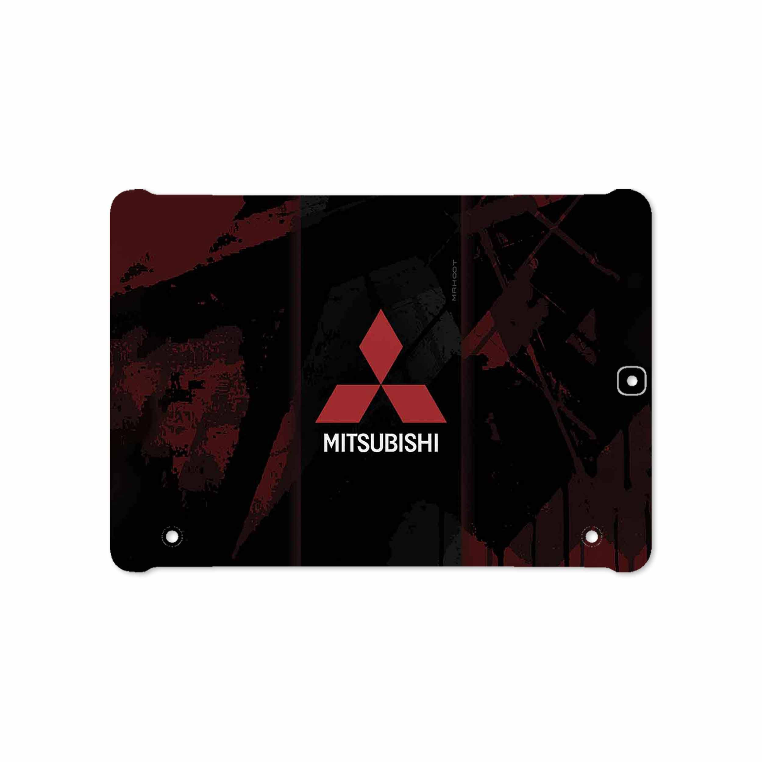 بررسی و خرید [با تخفیف]                                     برچسب پوششی ماهوت مدل Mitsubishi Motor مناسب برای تبلت سامسونگ Galaxy Tab S2 9.7 2015 T810                             اورجینال