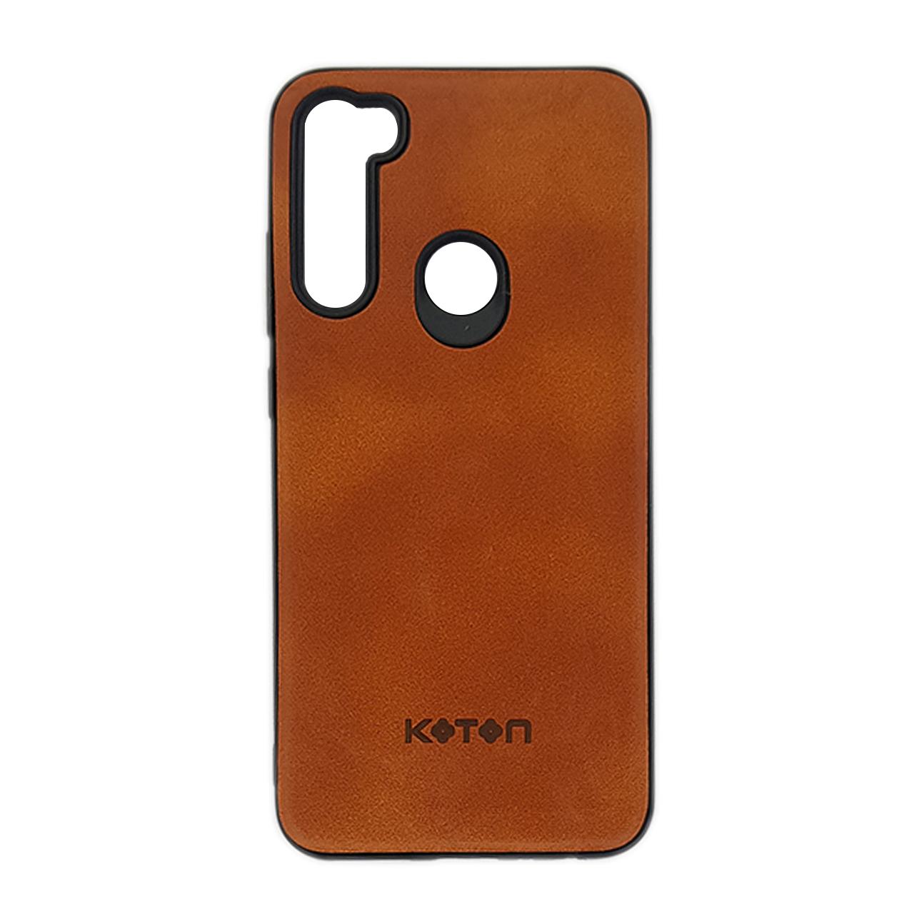 کاور  مدل LET مناسب برای گوشی موبایل شیائومی Redmi Note 8