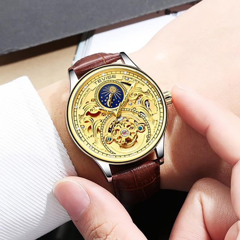 ساعت مچی عقربهای مردانه تویس مدل t 820