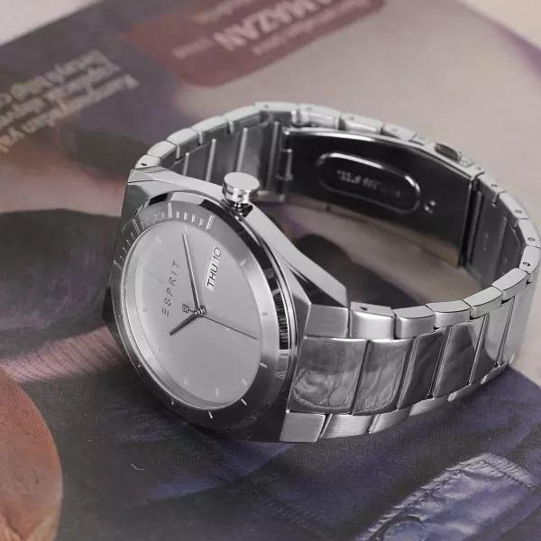 ساعت مچی عقربهای مردانه اسپریت مدل ES1G158M0055
