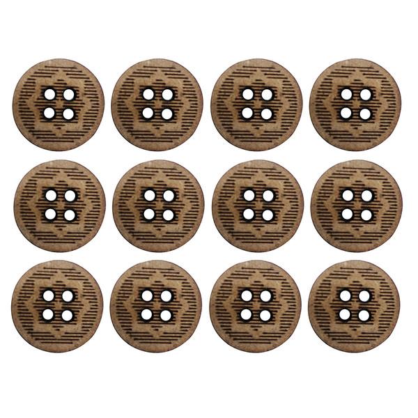دکمه کارانس کد AK-13 بسته 12 عددی