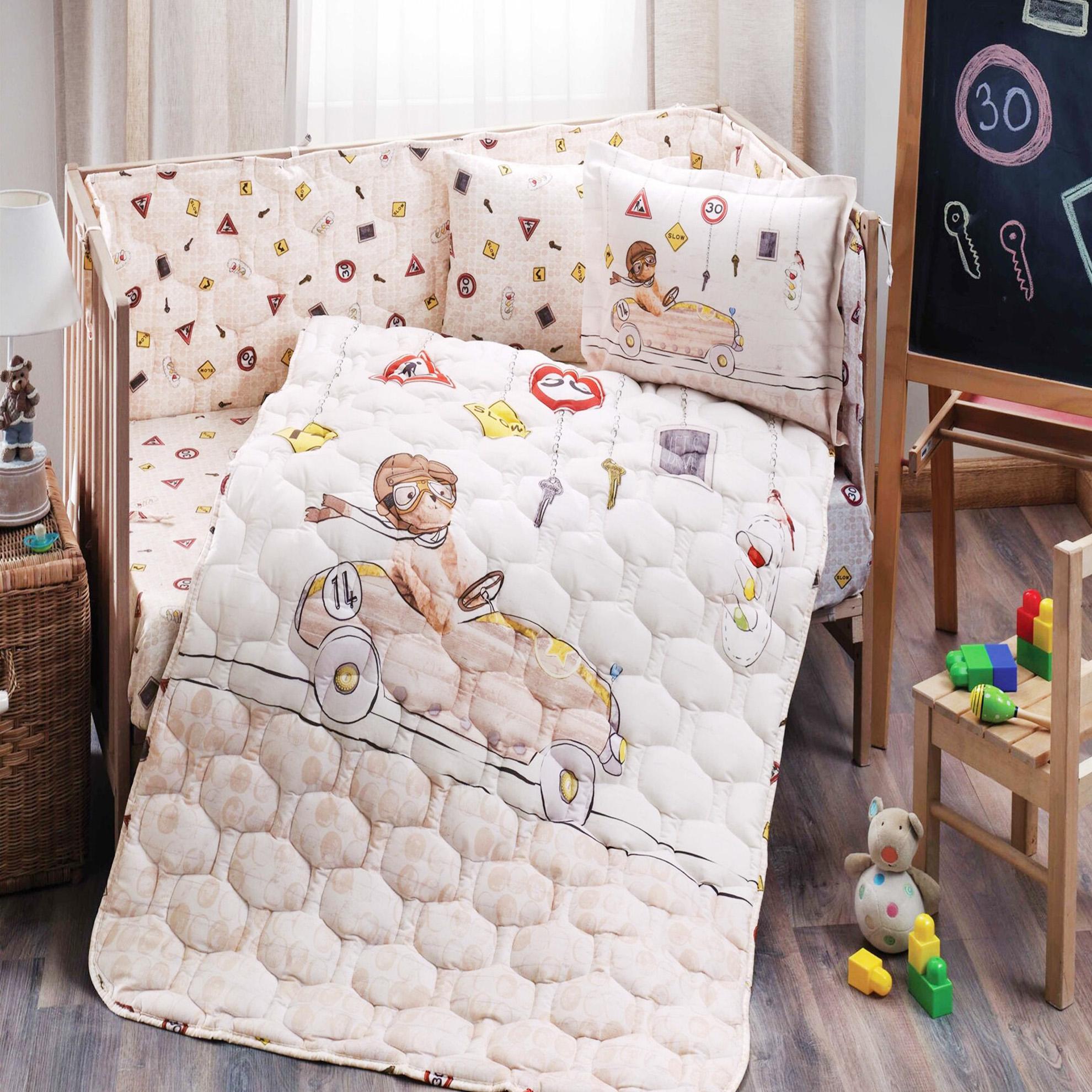 سرویس خواب 6 تکه نوزادی تاچ مدل Driver