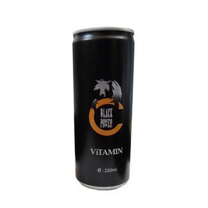 نوشیدنی ویتامین سی بلک پاور - 250 میلی لیتر