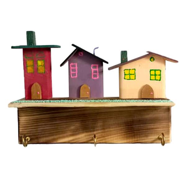 جاکلیدی چوبی مدل سیتا کد 3