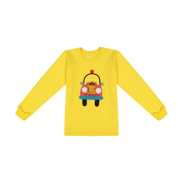 تی شرت آستین بلند پسرانه سون پون مدل 1391467-16