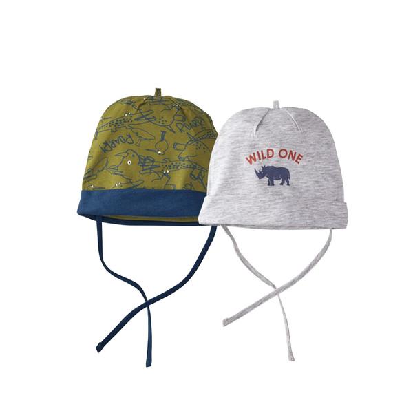 کلاه پسرانه لوپیلو کد lusb020 مجموعه دو عددی