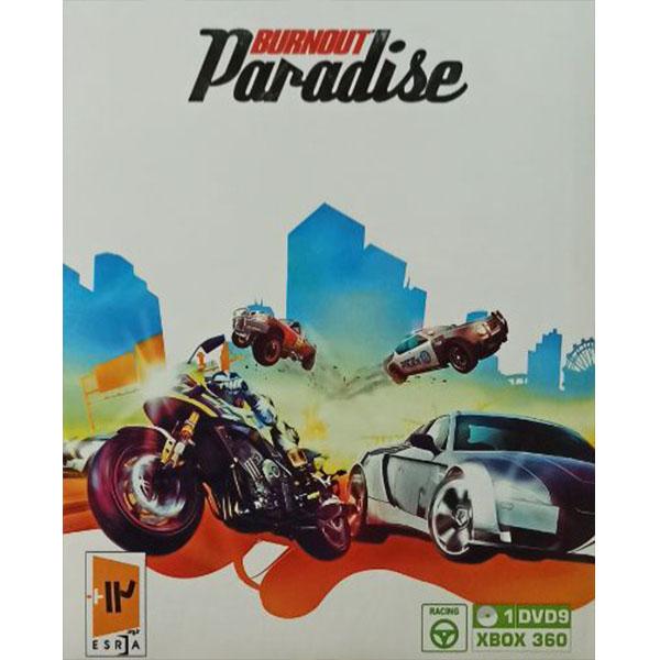 خرید اینترنتی [با تخفیف] بازی BURNOUT PARADISE مخصوص XBOX 360 اورجینال