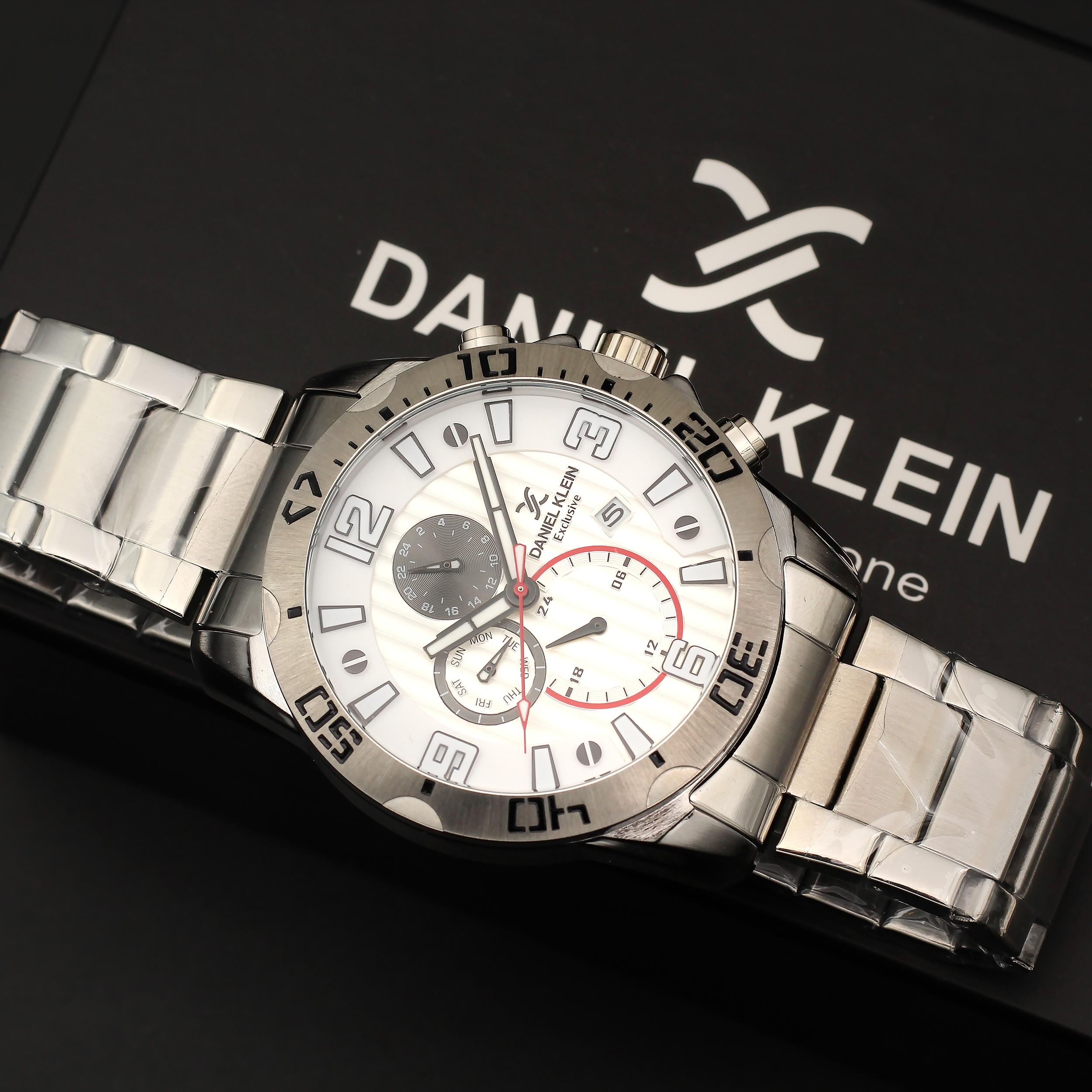 ساعت مچی عقربهای مردانه دنیل کلین مدل DK12593-4