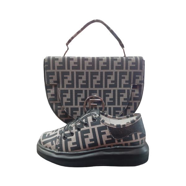 ست کیف و کفش زنانه مدل 115