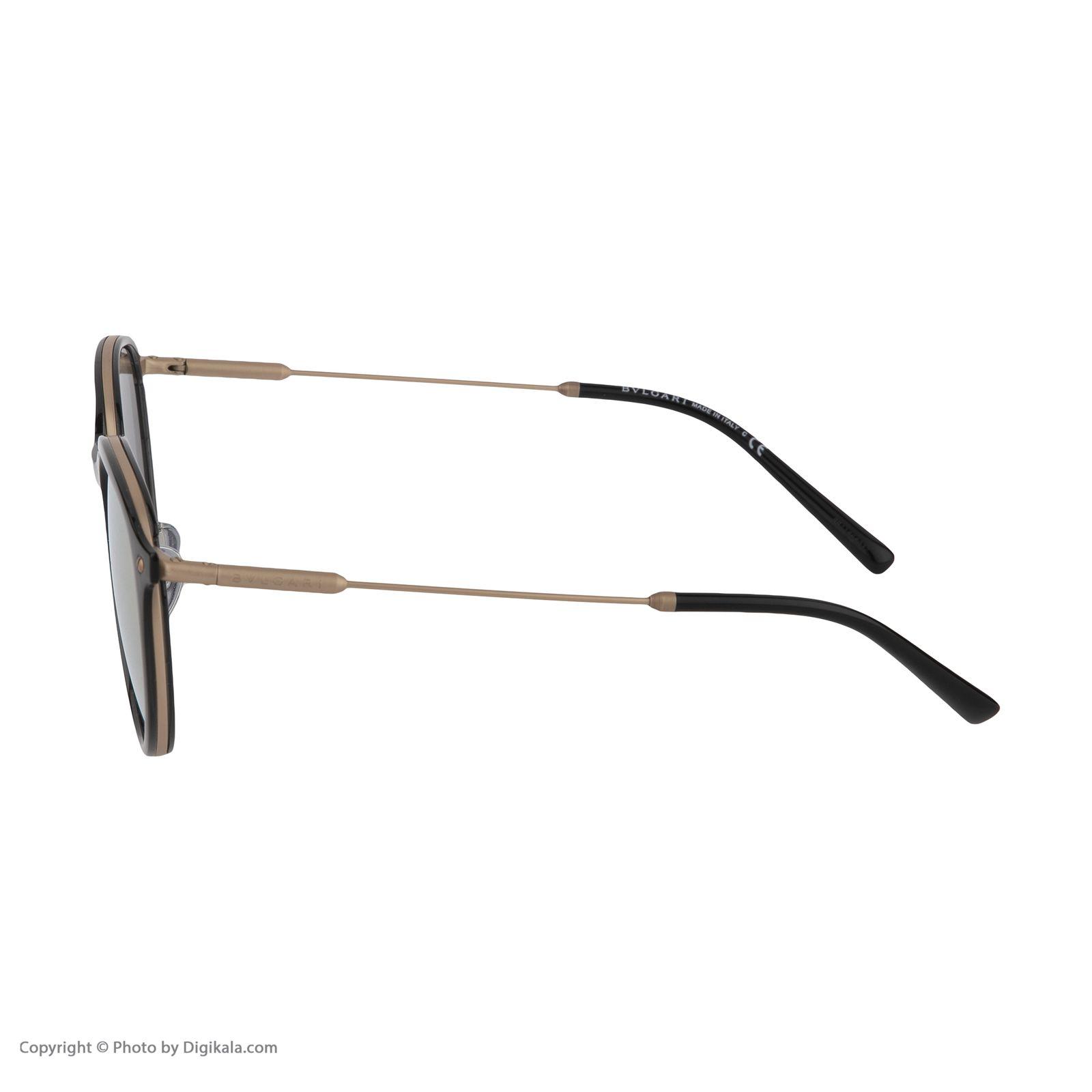 عینک آفتابی زنانه بولگاری مدل BV5045S 20134Z -  - 6