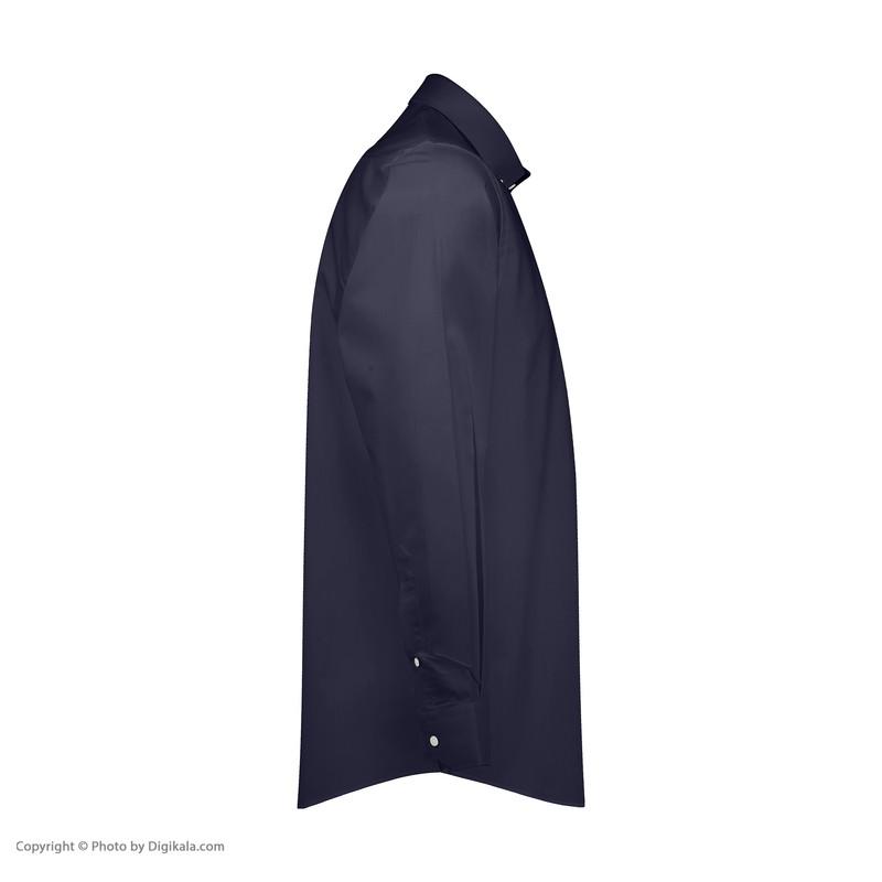 پیراهن آستین بلند مردانه زی مدل 153139259