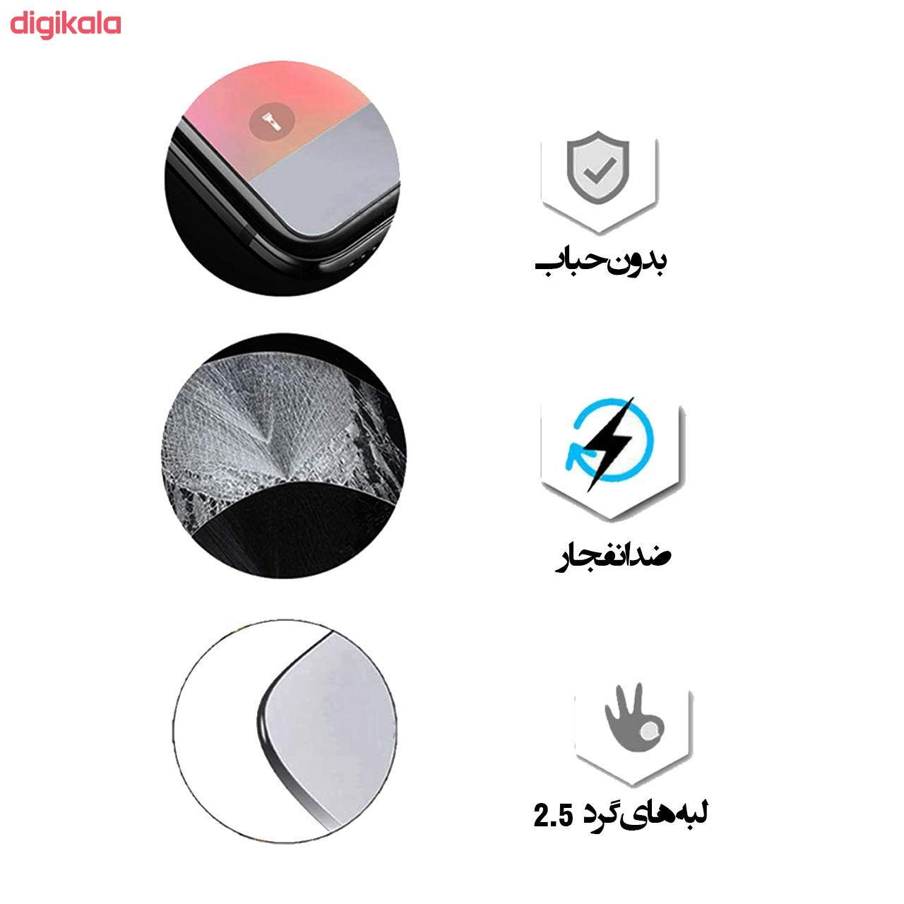 محافظ صفحه نمایش روبیکس مدل SAD-A31 مناسب برای گوشی موبایل سامسونگ Galaxy A31 main 1 4