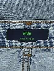 شلوار جین زنانه آر اِن اِس مدل 104128-50 -  - 5