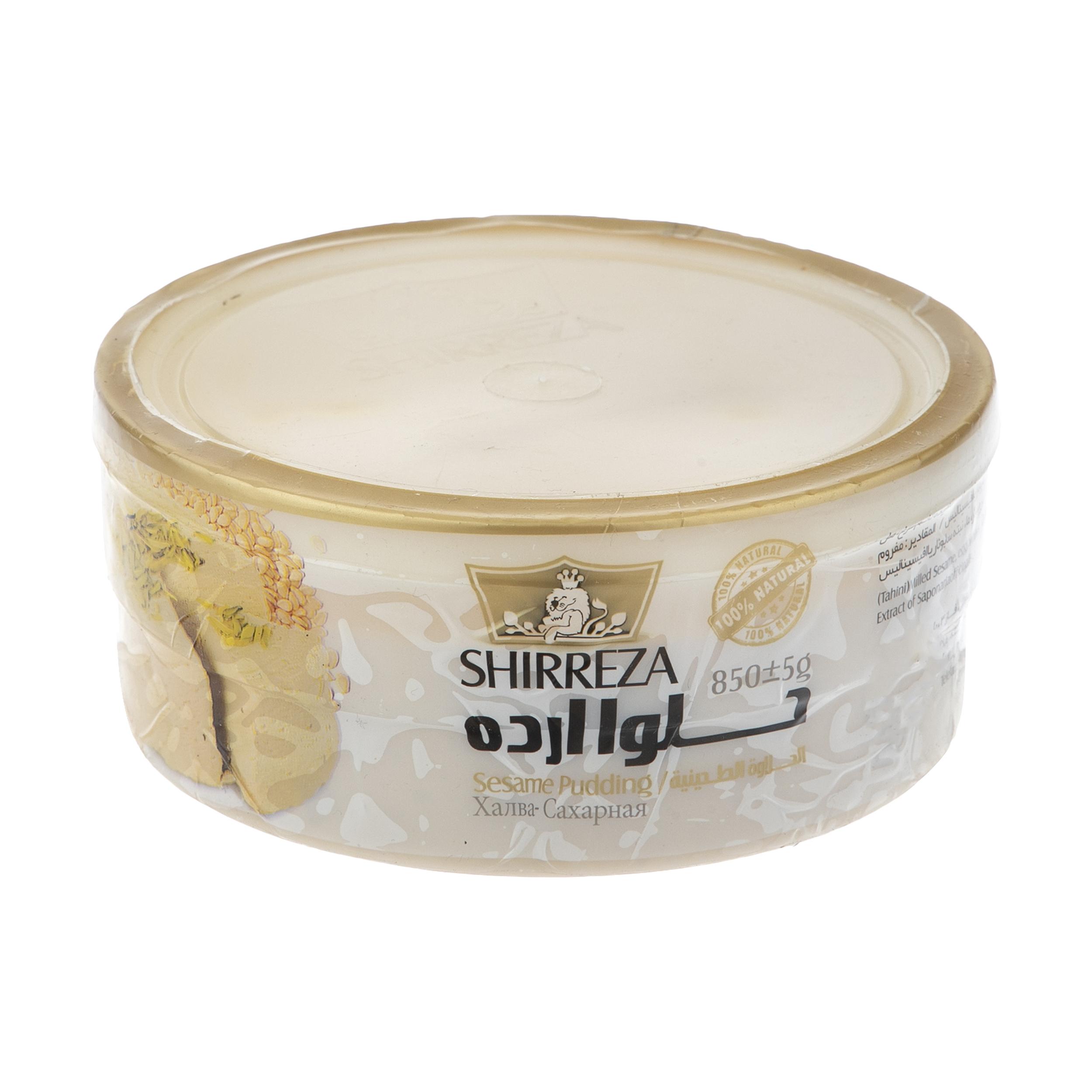 حلوا ارده سنتی شیررضا - 850 گرم
