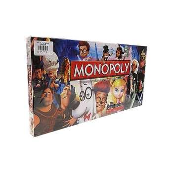 بازی فکری مونوپولی مدل عروسکی