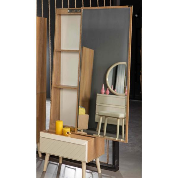 میز آرایش مدل آینه قدی کد 191