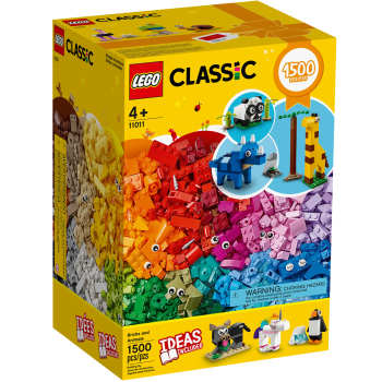 لگو سری Classic مدل Bricks and Animals 11011