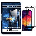 محافظ صفحه نمایش بولت مدل Buf-03 مناسب برای گوشی موبایل هوآوی Y8P بسته سه عددی