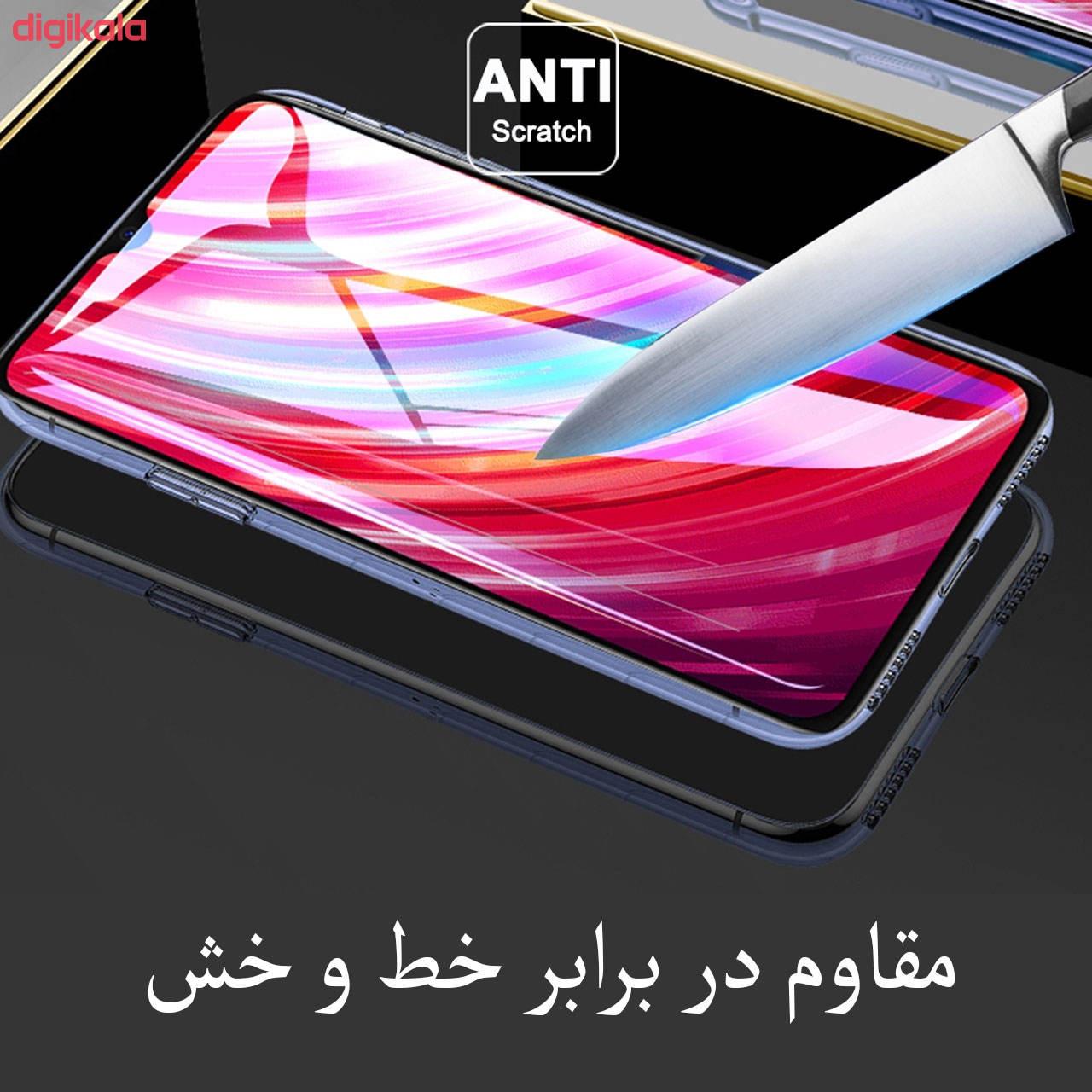 محافظ صفحه نمایش مدل FCG مناسب برای گوشی موبایل شیائومی Redmi Note 8 Pro main 1 7