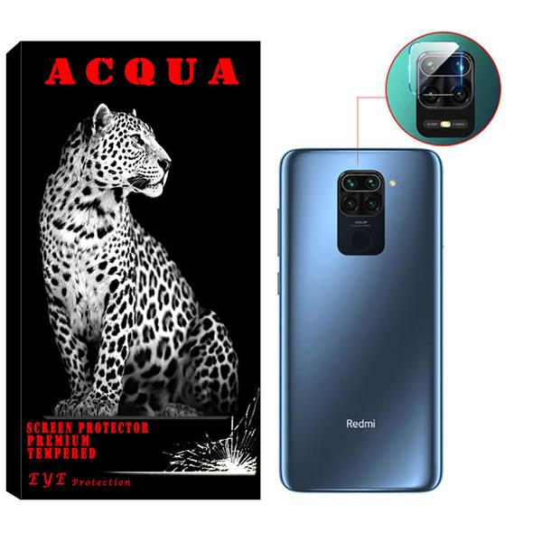 محافظ لنز دوربین آکوا مدل LN مناسب برای گوشی موبایل شیائومی Redmi Note 9