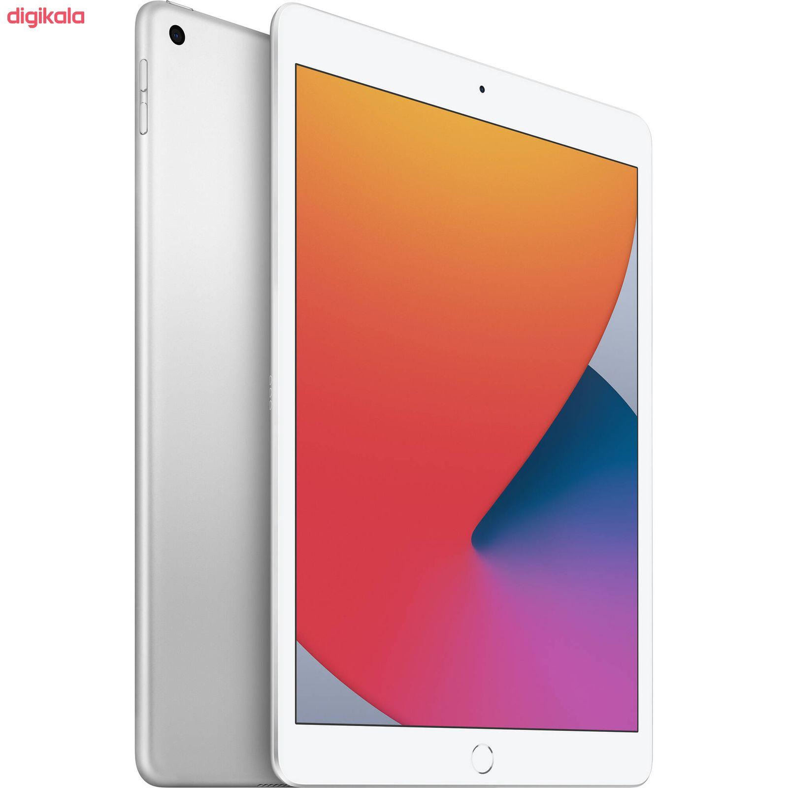 تبلت اپل مدل iPad 10.2 inch 2020 WiFi ظرفیت 128 گیگابایت  main 1 7