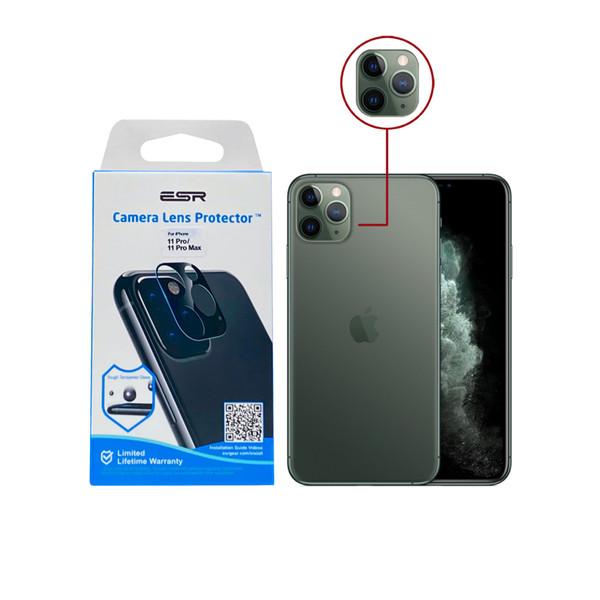 محافظ لنز دوربین اي اِس آر مدل FCR مناسب برای گوشی موبایل اپل iPhone 11 Pro / Pro Max