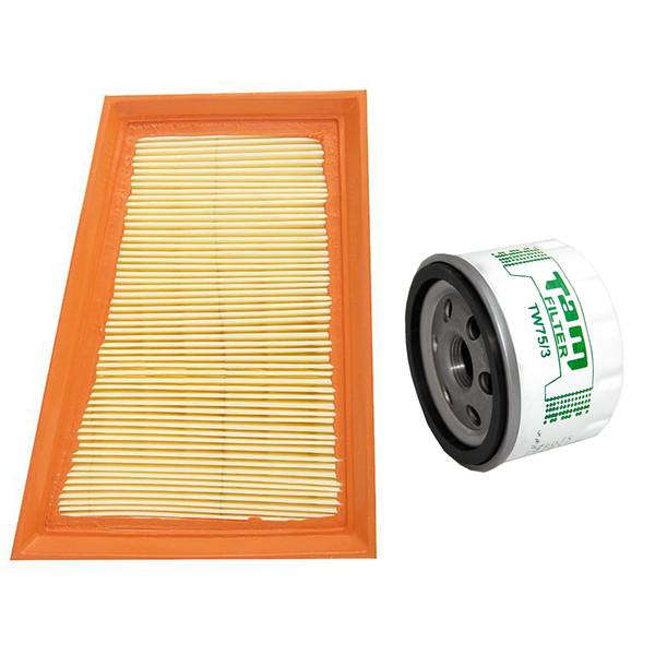 فیلتر روغن تام مدل TW75/3 مناسب برای رنو L90 به همراه فیلتر هوا