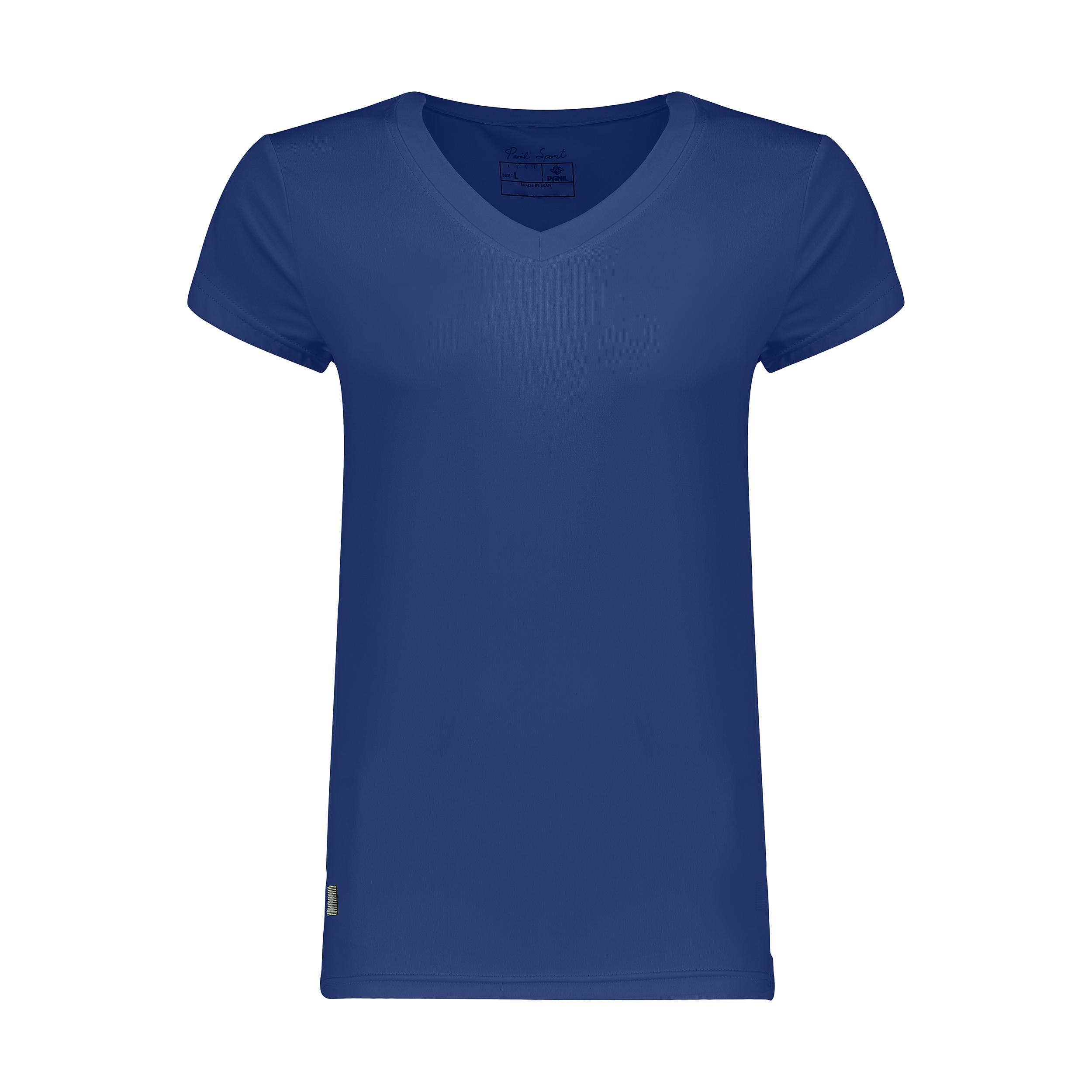 تی شرت ورزشی زنانه پانیل مدل 174B