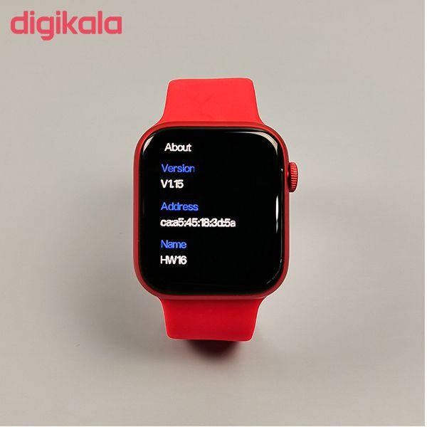 ساعت هوشمند مدل HW16 main 1 8