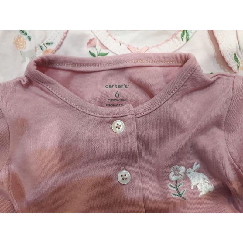 ست کت و پیراهن نوزادی کارترز مدل 1387