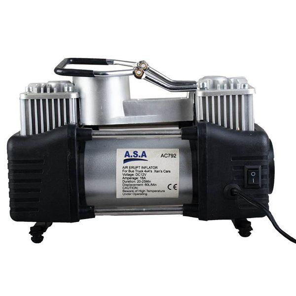 کمپرسور باد فندکی آ اس آ مدل AC792