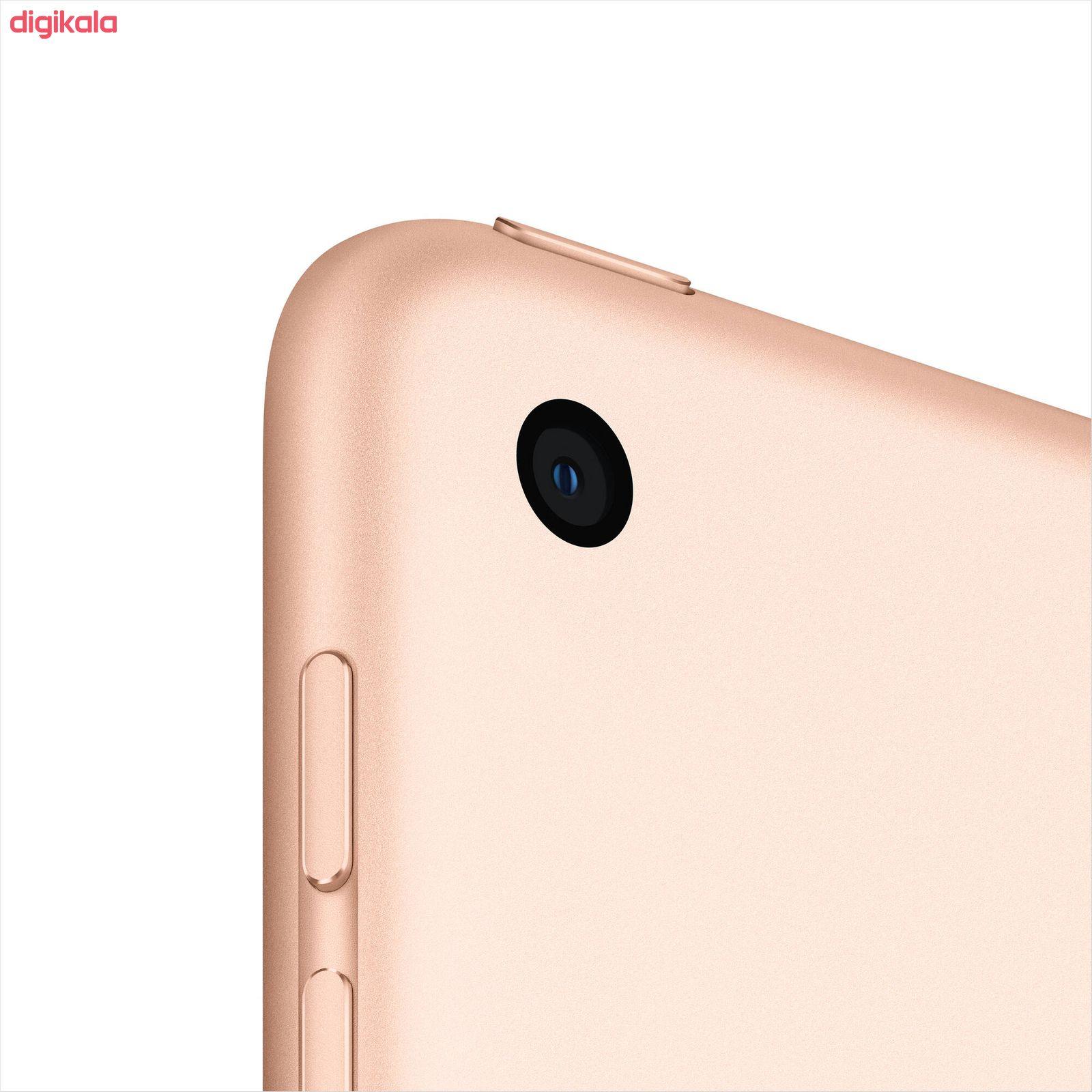 تبلت اپل مدل iPad 10.2 inch 2020 4G/LTE ظرفیت 128 گیگابایت  main 1 5
