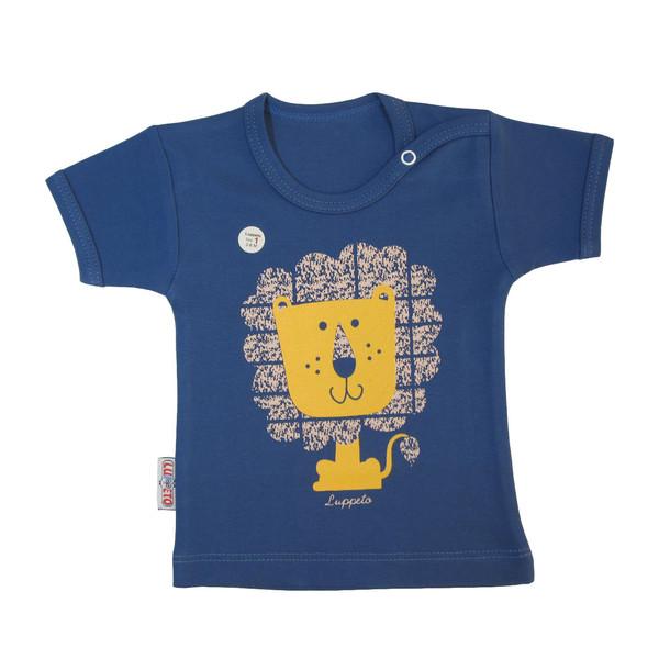 تی شرت نوزادی لوپتو طرح شیر کد 1650