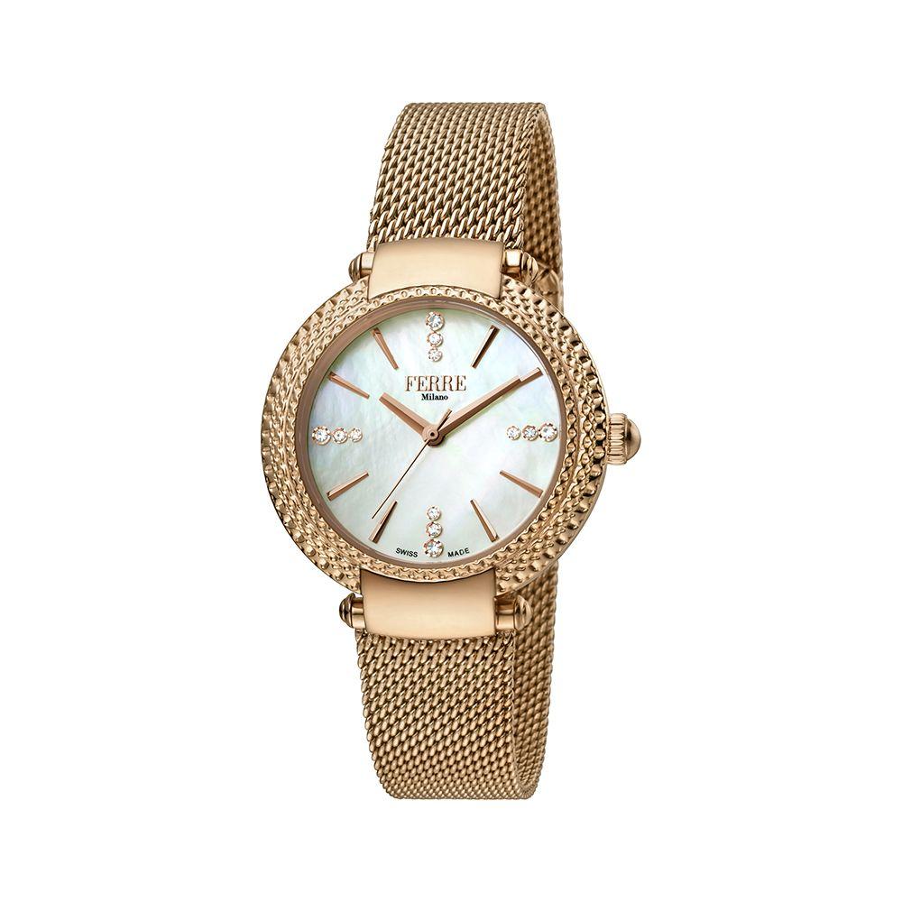 ساعت مچی عقربه ای زنانه فره میلانو مدل FM1L105M0081