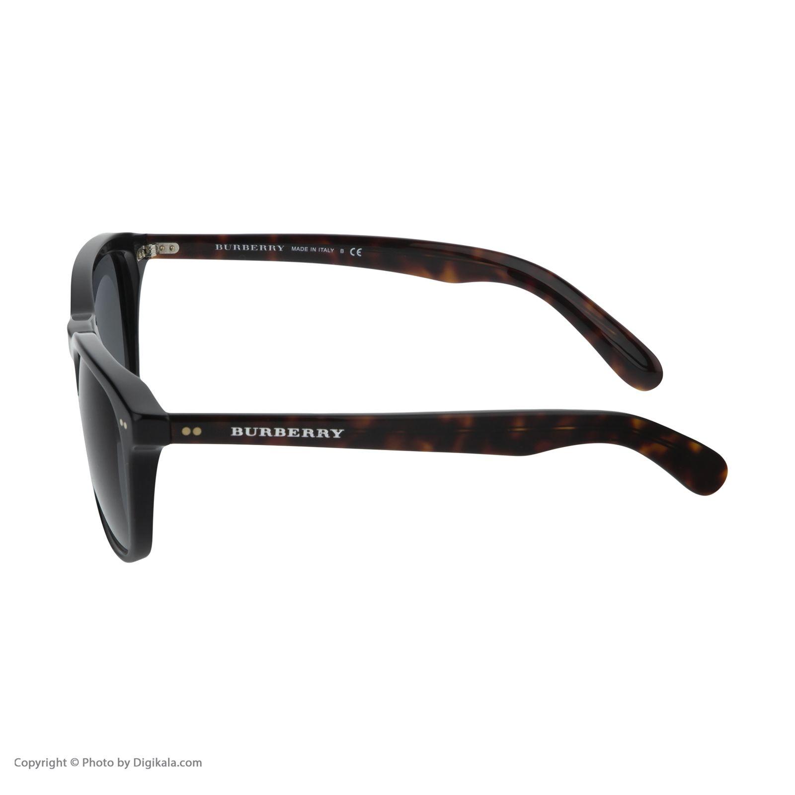 عینک آفتابی مردانه بربری مدل BE 4214S 355487 55 -  - 6