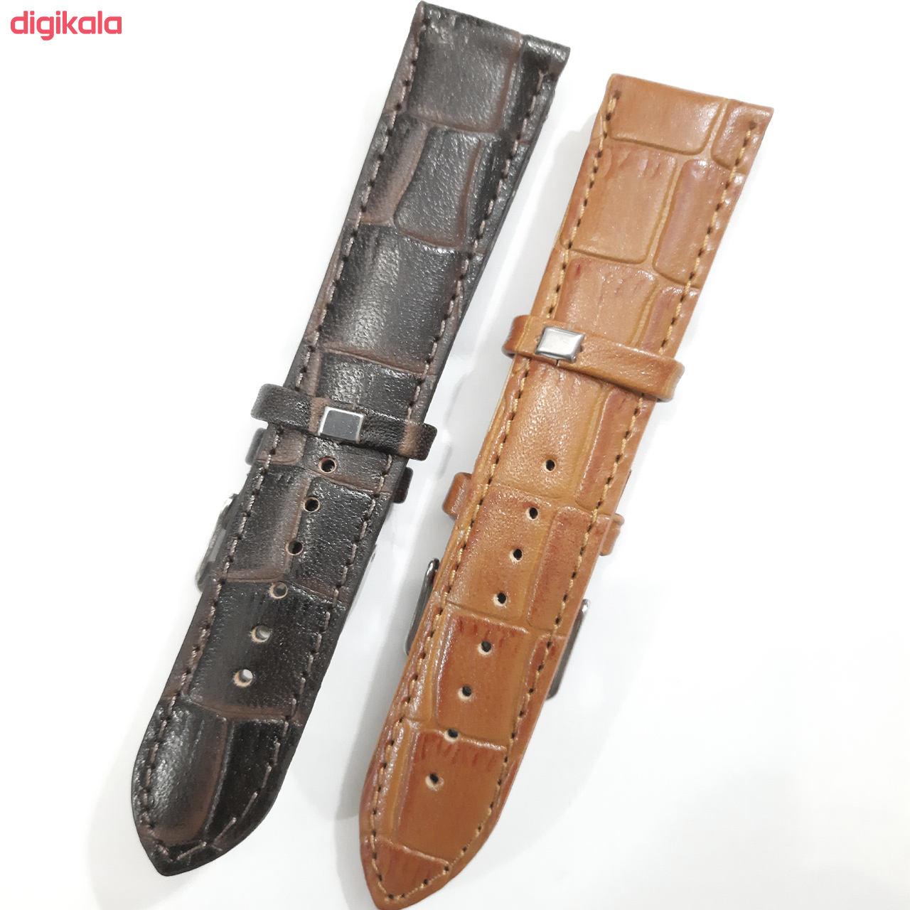 بند مدل GSN مناسب برای ساعت هوشمند سامسونگ Gear S3 / S4 46mm main 1 1