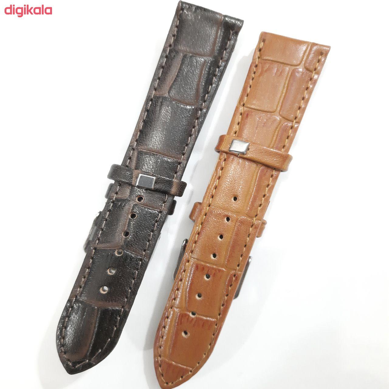 بند مدل WA 01 مناسب برای ساعت هوشمند سامسونگ Gear S2/Gear Sport/ Galaxy Watch 42mm main 1 1