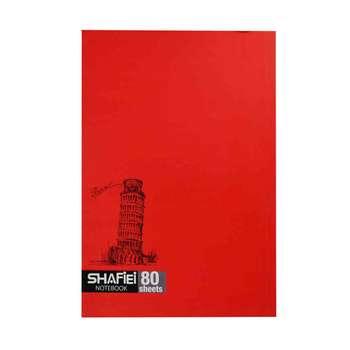 دفتر مشق 80 برگ شفیعی کد 15