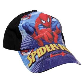 کلاه کپ پسرانه طرح اسپایدرمن مدل B2