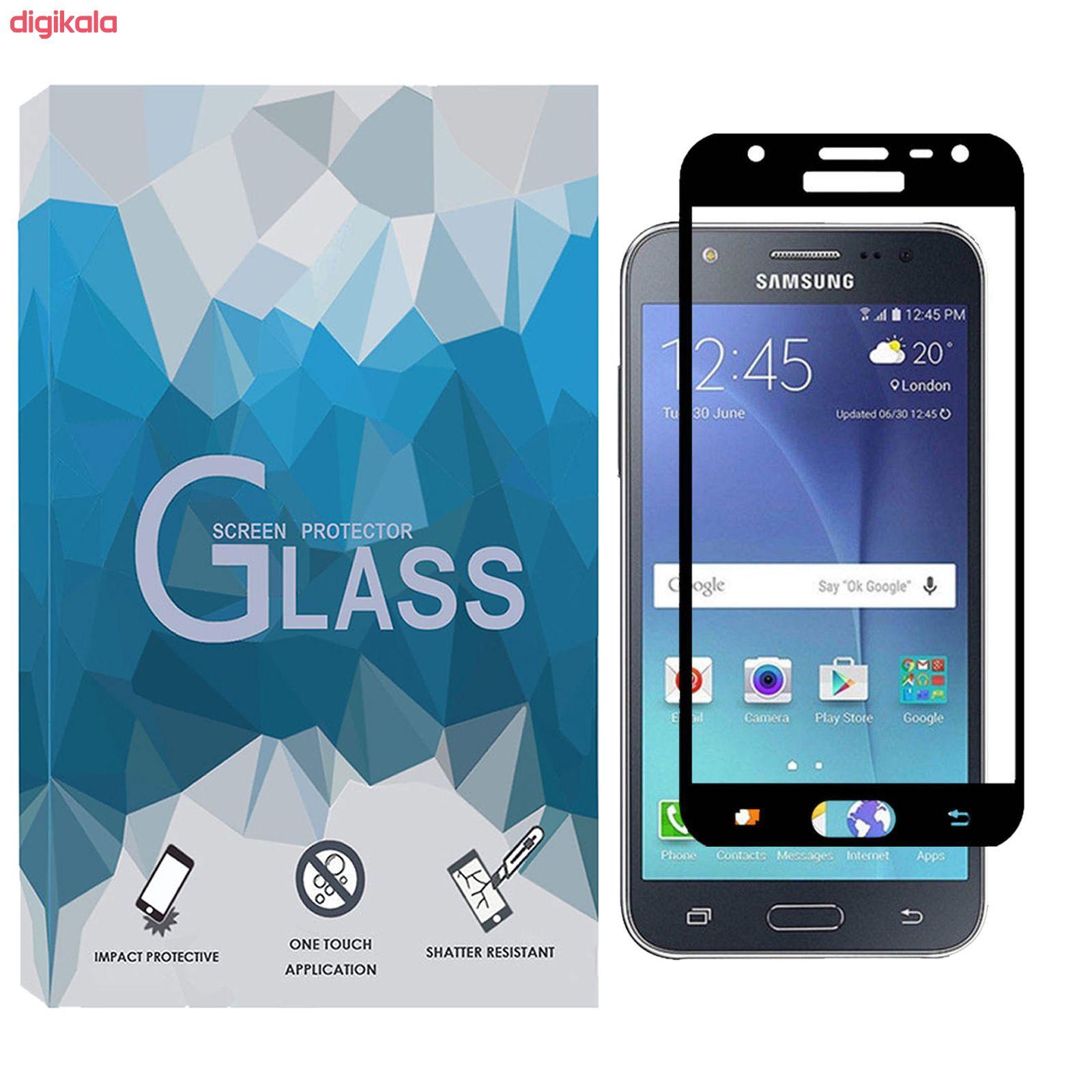 محافظ صفحه نمایش مدل FG-01 مناسب برای گوشی موبایل سامسونگ Galaxy J7 2015 main 1 1