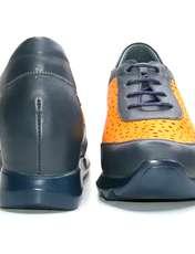 کفش روزمره زنانه آر اند دبلیو مدل 642 رنگ سرمه ای -  - 3