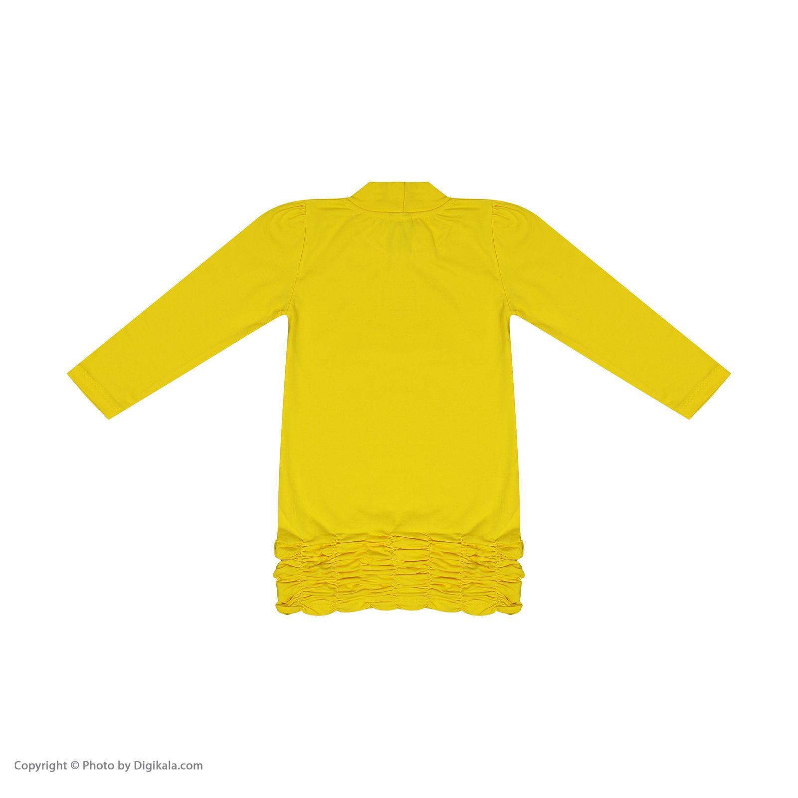 تی شرت دخترانه سون پون مدل 1391361-16 -  - 4